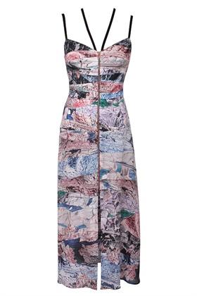 1 Quartz Strap Dress