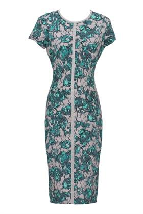 4 Verdant Dress with Sle