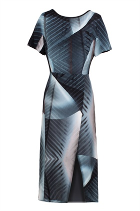 4  Eclipse Dress with Sle