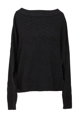 4  Dimension Knit Sweate