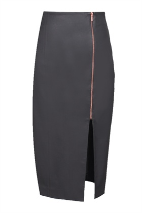 5  Eternal Leather Skirt