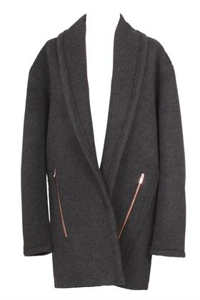 4 Cocoon Coat